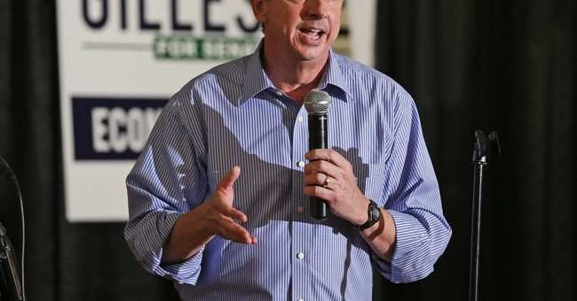 GOP's Gillespie ditches ads in Senate race in Va.