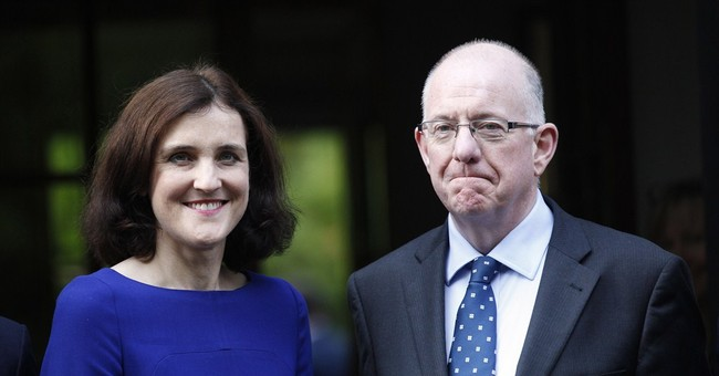 Talks begin on Northern Ireland power-sharing