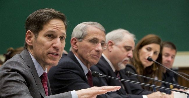SPIN METER: Shaky claims on Ebola budgets