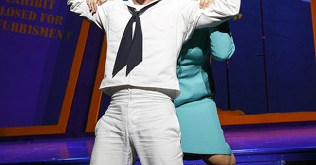 Review: 'On the Town' is a helluva revival