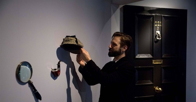 Exhibition probes the mystery of Sherlock Holmes