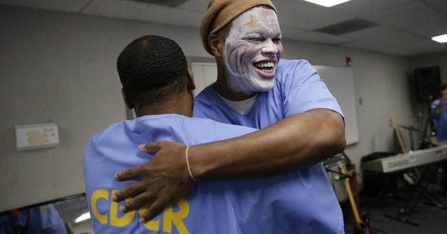 Pilot funding returns arts to California prisons