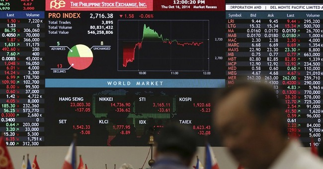 Asia stocks find footing after global gyrations