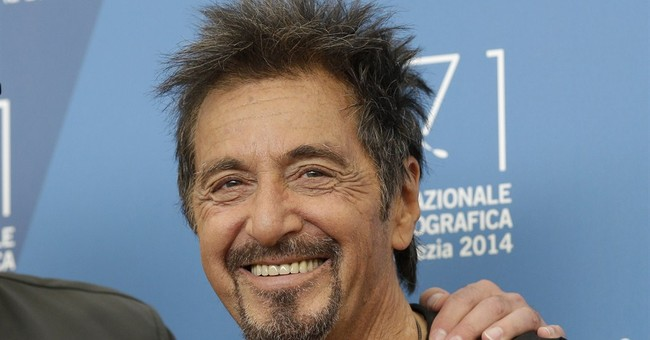 Al Pacino to return to Broadway in a Mamet play