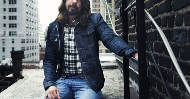 Grohl's challenge to band results in TV series