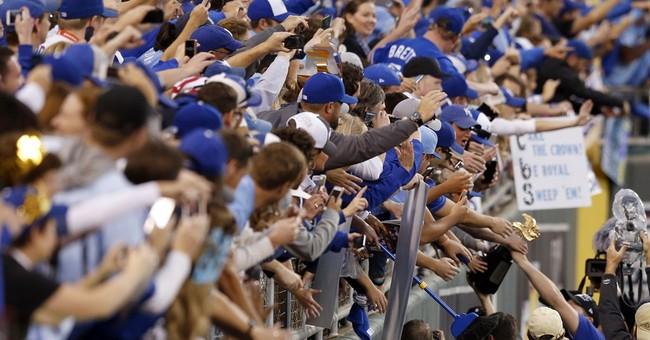 Royals' run to World Series has Kansas City abuzz