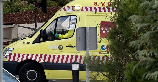 2 suspected Ebola cases in Spain test negative