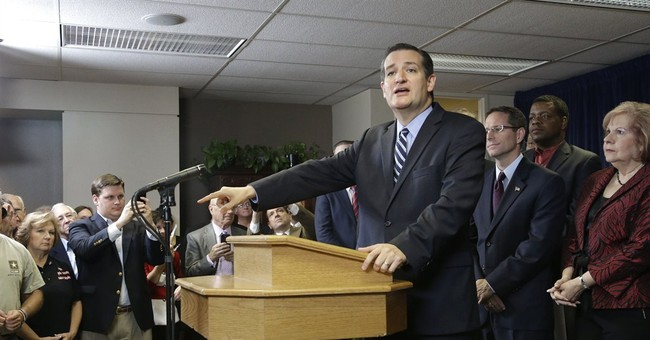 Sen. Cruz criticizes Houston over sermon subpoenas