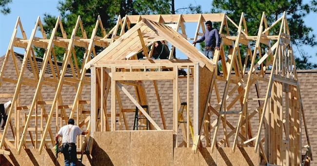 Confidence among US homebuilders slips in October