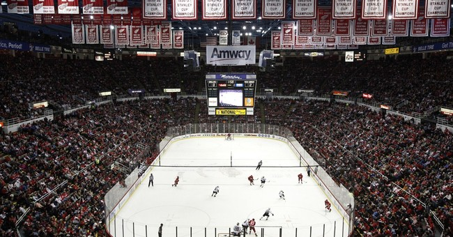 Detroit gives arena land to creditor in bankruptcy