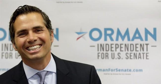 Kansas Senate candidate got started in lights