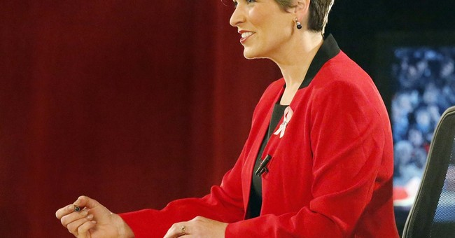 Iowa's Braley, Ernst duel over abortion in debate