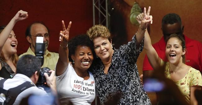 Brazil presidential contenders battle in debate