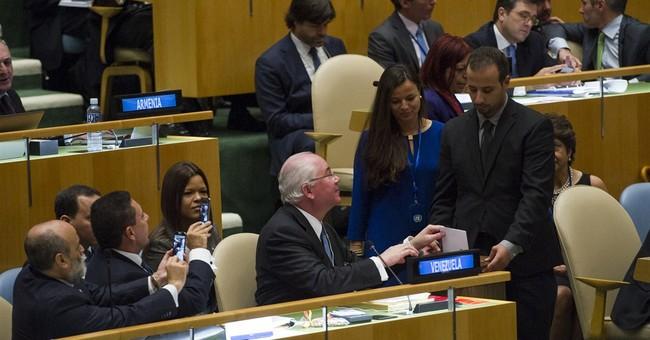Venezuela jubilant over UN Security Council win
