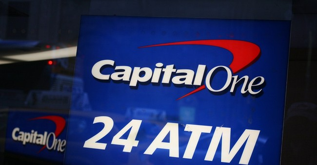 Capital One shares fall as 3Q profit disappoints