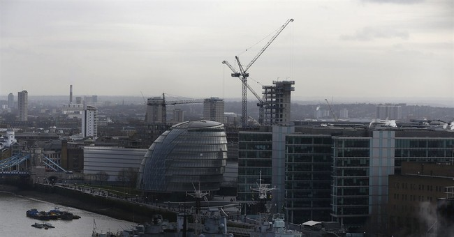 Luxury home boom to change face of London