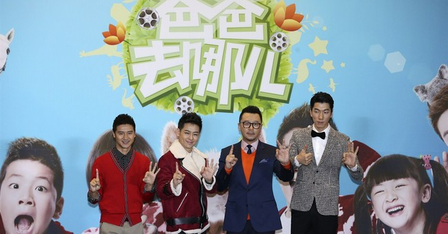China turns hit reality TV show into movie