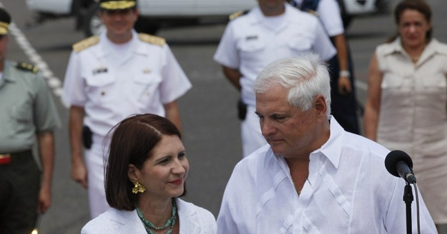 Panama's first lady is governing party's VP pick