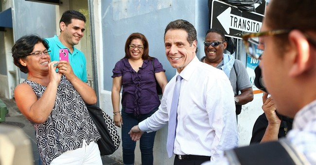 NY governor visits Dominican Republic, Puerto Rico