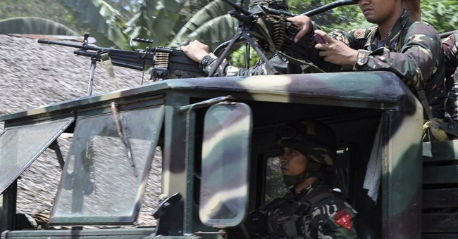 Philippine militants free 2 kidnapped Germans