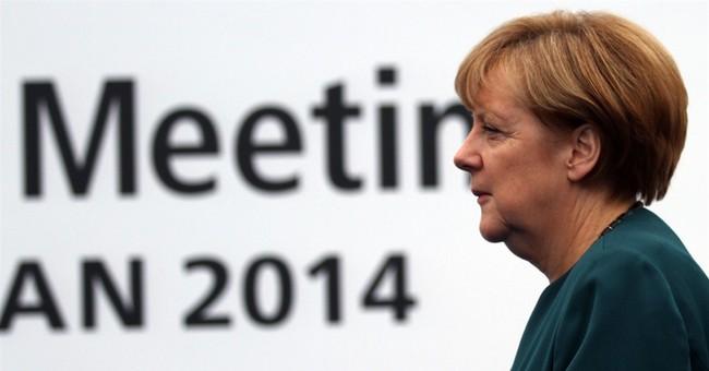 Europe's top powers deadlocked as economy sinks
