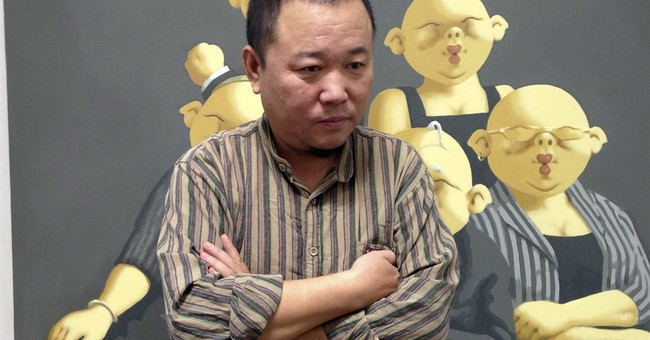 Chinese art colony's free-speech illusion shatters