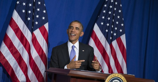 Obama's under-used credit card declined in NY