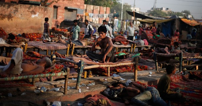 Image of Asia: A day for eradicating poverty