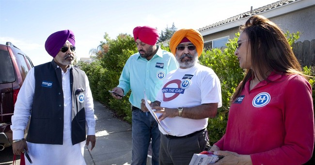 Sikh massacre in India is issue in California race