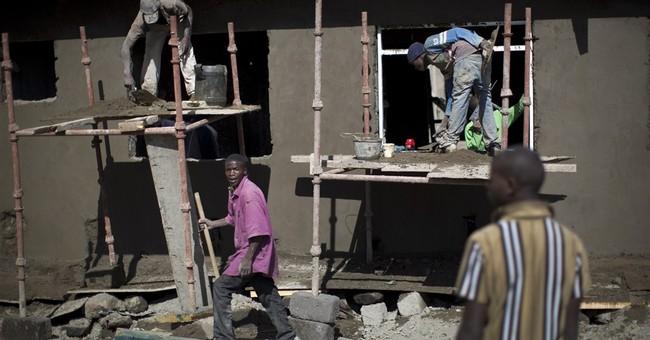 Africa stems Ebola via border closings, luck