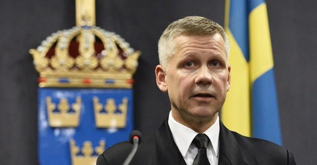 'Foreign underwater activity' reported in Sweden