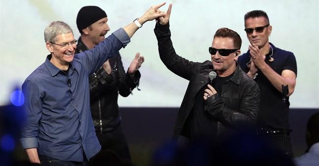 Bono says he wears sunglasses due to glaucoma