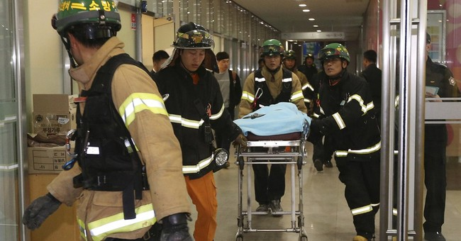 16 dead in accident at South Korean concert