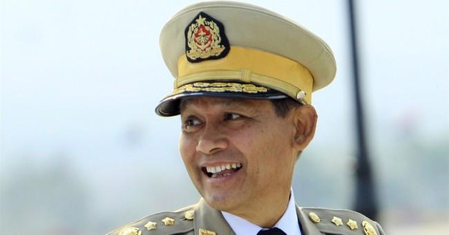 Ex-govt minister in Myanmar gets 13-year sentence