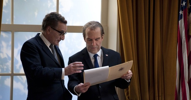 Nixon comes alive in a new show from Harry Shearer