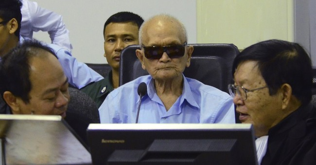 Cambodian tribunal opens 1st genocide case