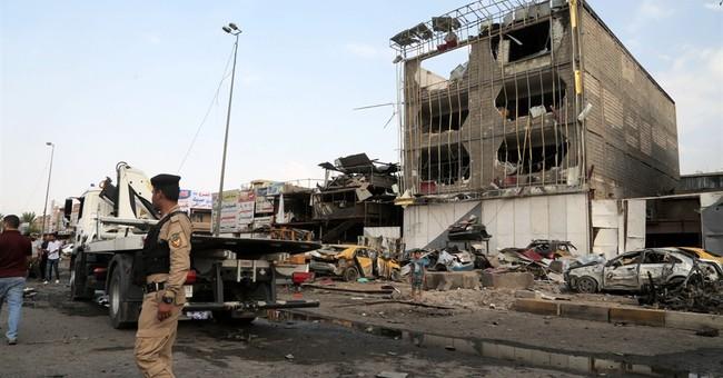 Iraq imposes curfew in Ramadi, fearing militants