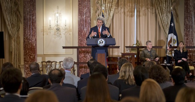 Kerry: Ebola presents 'test of global citizenship'