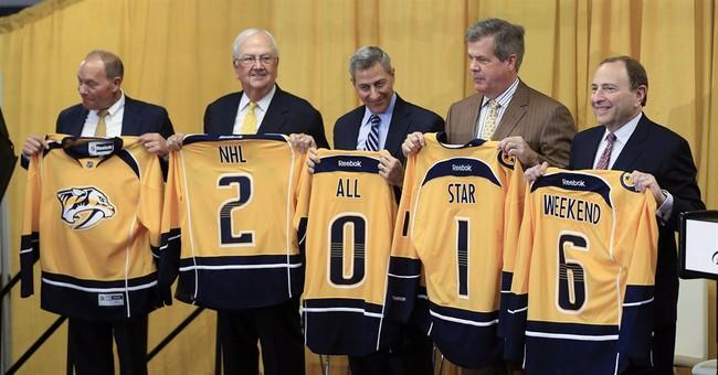 NHL bringing 2016 All-Star game to Nashville