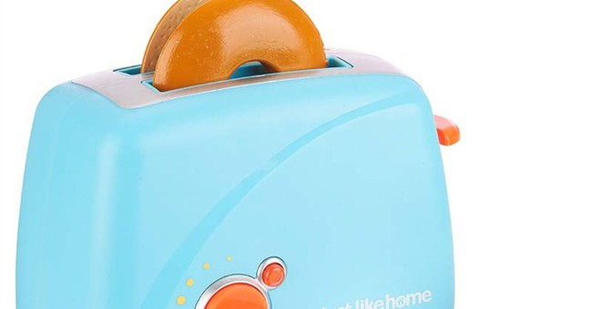 Recalls this week: toy toasters, folding tables