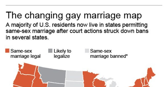 Arizona joins other states in allowing gay unions