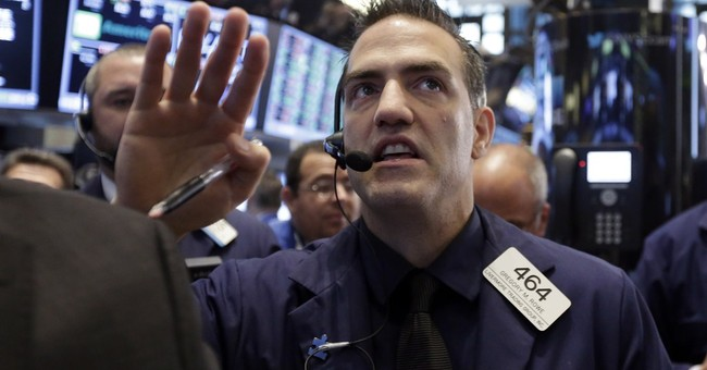 In latest big move, US stocks end sharply higher