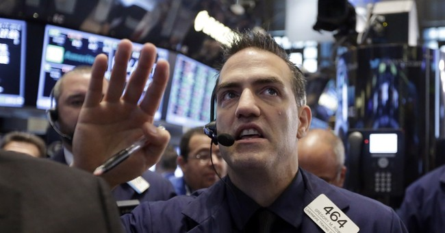 Stocks surge as Wall Street's wild week continues