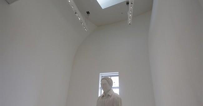 Frank Gehry opens Paris' Louis Vuitton Foundation