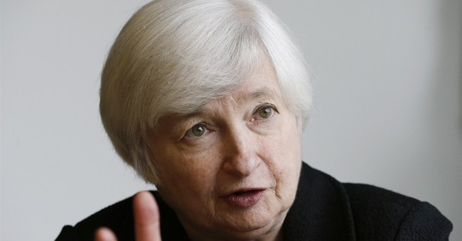 Yellen: Greatly concerned by widening inequality