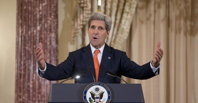 Kerry: Ebola presents 'test of global citizenship'