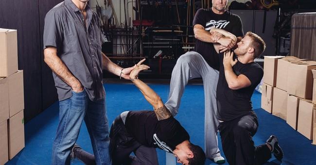 Veteran stuntmen become directors with 'John Wick'