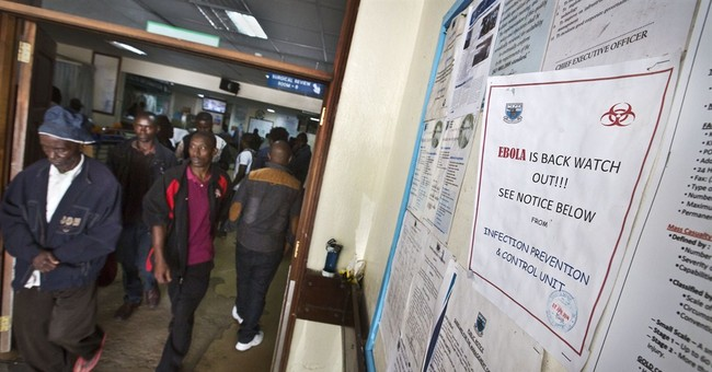 Africa stems Ebola via border closings, luck