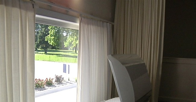 Michigan funeral home provides drive-thru option