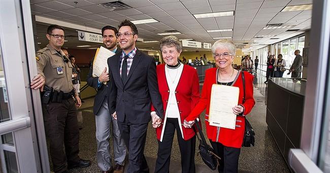 Gay marriage: Alaska, Arizona couples win fight